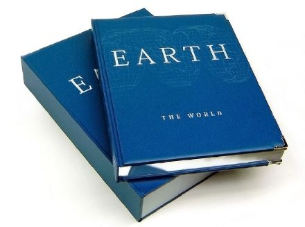 The Earth Limited Edition World Atlas